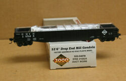 Walthers/proto 920-54078 Ho Erie 52and0396 Mill Gon W/ductwork Load Road 10524