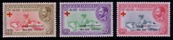 Ethiopia Not Issued 1959   Red Cross   Very Rare   Mnh In Perfect Condition