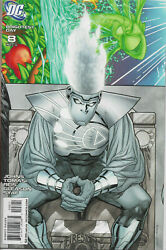 Brightest Day 8 - Sook Variant Cover - Back Issue S