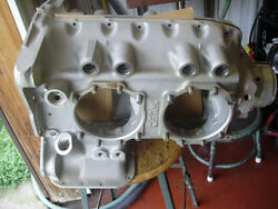 Lycoming O-320 Nd Engine Crankcase Yelow Tag