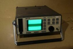 Siecor 2001hr Optical Time Domain Reflectometer Bb