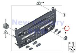 BMW Genuine Modules Switch Ecus Rep. Kit For RadioClimate Cont. Panel F06N F12N