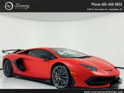 2019 Lamborghini Aventador SVJ Coupe 480.418.6160 Carbon Skin*Matte Red*Personal Int*Personal Ext*Engine Carbon*GGT*MuFu Wheel