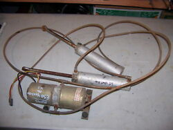 1965 Plymouth Sport Fury Convertible Top Motor And Pistons Oem Eso 4001 1966