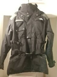 Mens The North Face Steep Tech Transformer With Backpack Size XL Black