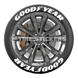 Tire Stickers - Good Year - 1.00 For 15-16 Wheels 8 Decals