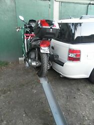 Scooter Carriersteelmodularford Flex 200cc Scooter560 Capacity W/load Ramp