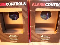 Lot Of 2 Mortise Cylinder Key Switch Stations - Mck-4-2