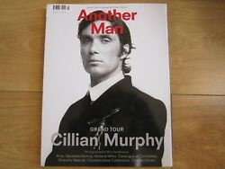 Another Man Magazine A/w 2015 Cillian Murphy By Willy Vanderperre Cover 02 New.