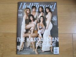 The Hollywood Reporter Magazine August 2017 The Kardashaian Decade New.