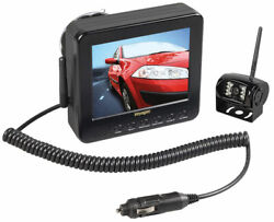 Voyager Rear Backup Wireless Camera System Wvos511 New