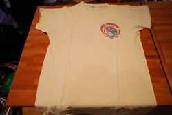 Beach Boys Original Vintage Tour Shirts From The 70/80s Lot Of 6