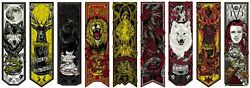 Rhys Cooper Game Of Thrones 'call The Banners' Wave1,9 Prints, 166/200 Not Mondo