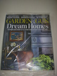 Garden And Gun Magazine April/may 2018 Dream Homes Fly Fishing In Tennessee
