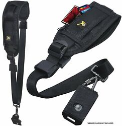 Xit XTSSS Camera Shoulder Strap with Quick Release Black $4.00