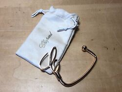 Chopard - Sujetabolsos For Table - Bag Holder For Collectors