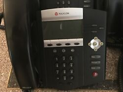 Polycom Soundpoint Ip 450 Sip Phone Without Power Supply