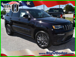 2019 Jeep Grand Cherokee High Altitude 2019 High Altitude New 3.6L V6 24V Automatic 4WD SUV Moonr