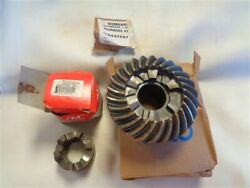 Evinrude Johnson 0437297 Reverse Gear And Shifter Assembly Marine Boat