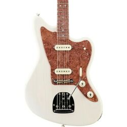 Fender Custom Shop Founders Design Jazzmaster By George Blanda White Blonde