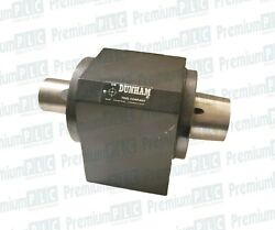 Dunham Tool Co. 50mt-2 50m Series Spindle Headstock 4° Taper Nose For 5c Collets