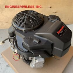 15hp Kawasaki Fs541v-as37-r Engine For Riding Lawn Mowers And Your Tough Turf Work