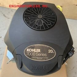 20 Hp Kohler Pskt7153044 For Zero-turn And Riding Rider Lawn Mowers