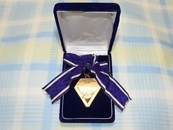 1982 Fifa Toyota Club World Cup Gold Medal For The Winners Penarol