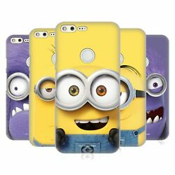 Official Despicable Me Full Face Minions Hard Back Case For Google Phones