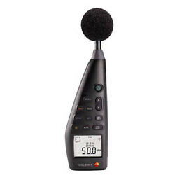 Testo 816-1 (0563 8170) Professional Sound Level Meter w/ Memory Store