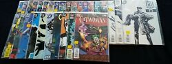 Lot Of 29 Dc Catwoman Vol 2and3, Defiant One-shot Secret Files And Origins + Annuals