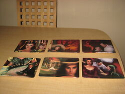 Gone With The Wind Dreams Remembered Bradford Exchange 6 Plates And Free Tin Sign