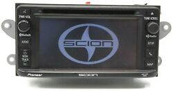 2013-2014 Scion FR-S Navigation Radio Stereo Cd Player Touch Screen PT546-00140