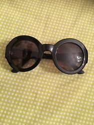 Gucci sunglasses women round $210.00