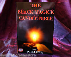 Black Magick Candle Bible Carl Nagel Finbarr Occult Grimoire Magic Witchcraft