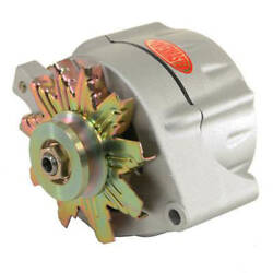 Powermaster Ford Upgrade 100amp 1v Pulley One Wire Only Alternator 8-47101