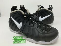 Nike Air Foamposite Pro Dr. Doom Pearlized Pink Metallic Red Royal Galaxy Sz 9