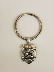 Georgia Bulldog Baseball Charms Sterling Silver About The Size Of A Penny