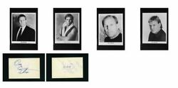 Don Stroud - Signed Autograph And Headshot Photo Set - Licence To Kill