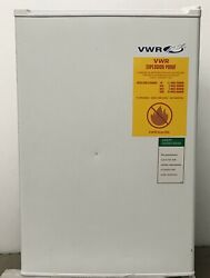 Vwr /thermo Fisher U2004xa15 Explosion Proof Under-counter Freezer 4 Cuft / Wrty