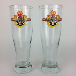 944th Fighter Wing Fw Usaf Air Force 2 Drinking Glasses Beer Reserve Squadron