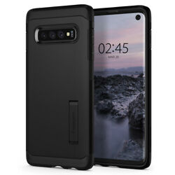 For Galaxy S10 Case Spigen Tough Armor Extreme Shockproof Protective Cover