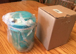 Tupperware Smooth Chopper System Mix Whip Chop Prep Base Tropical Water Blue New