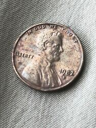 1982 D Small Date Lincoln Penny