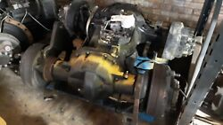 Hyster Forklift Differential And Transmission For H60ft