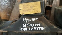 Hyster Forklift Steer Axle For S50xm
