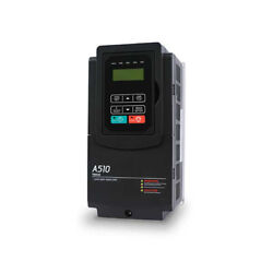 Teco Vsd Vfd Inverter Variable Speed A510 Series 415v 3phase 11kw Hd / 15kw Nd