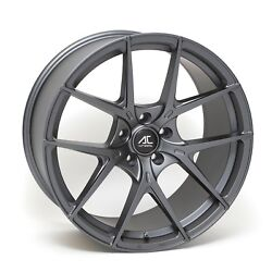 19 Gm Supremo Alloy Wheels Fit Bmw X4 X5 X6 Land Range Rover Vw T5 T6 + Tyres