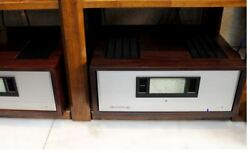 EXCLUSIVE PIONEER M5 Monoblock Power Amplifier Stereo PAIR USED JAPAN 100V