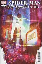 Spiderman Life Story 5 Of 6 125 Andrea Sorrentino Variant Nm